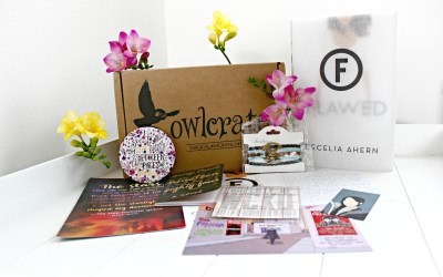 Owlcrate Unboxing | Dystopia