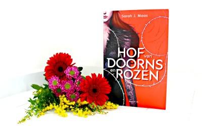 Boekrecensie | Hof van Doorns en Rozen – Sarah J. Maas