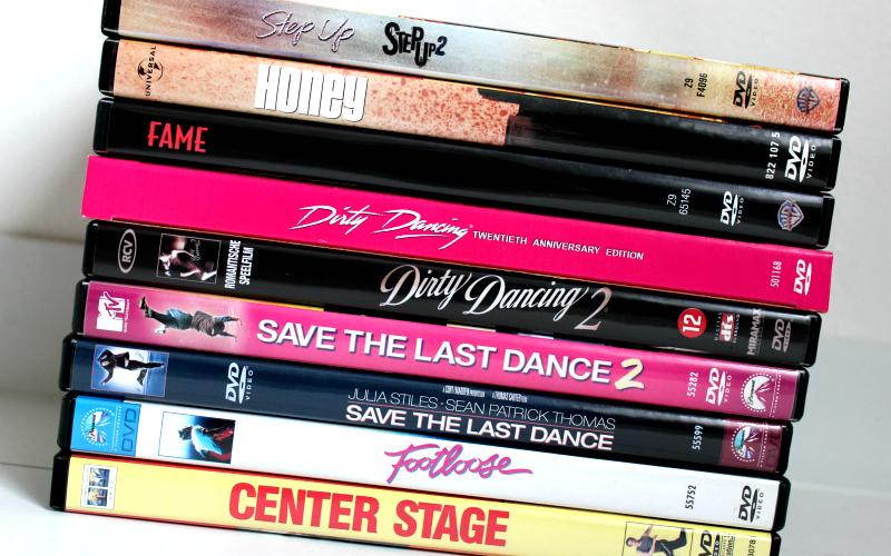Dansfilms remakes en vervolgen