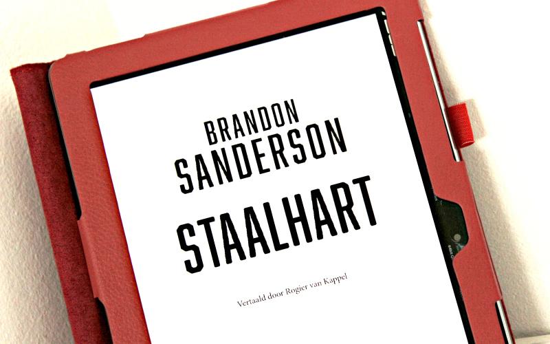 IMG_1696 - Staalhart - Brandon Sanderson