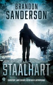 Boekrecensie   Staalhart – Brandon Sanderson
