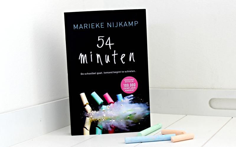 Marieke Nijkamp - 54 Minuten