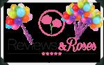 Reviews & Roses is jarig
