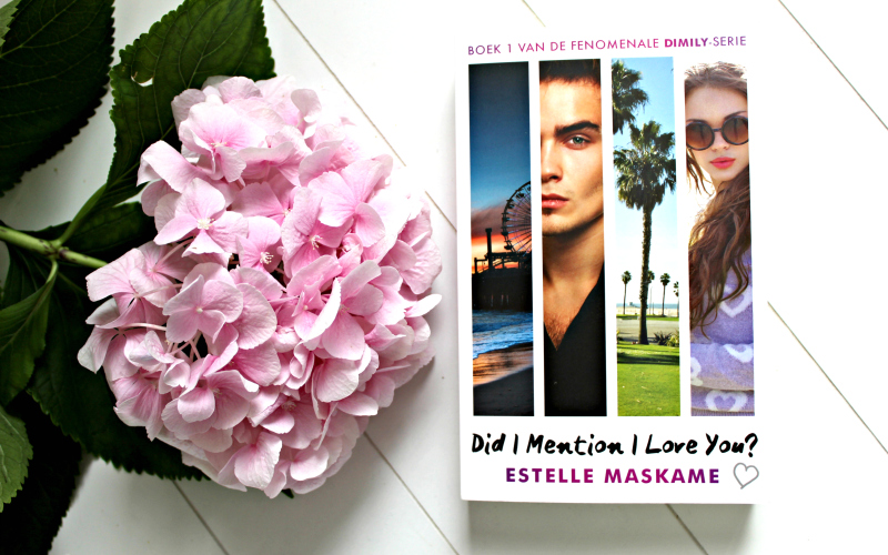 Estelle Maskame - Did I Mention I Love You