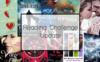 Reading Challenge Update #4