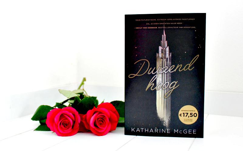 Boekrecensie | Duizend Hoog – Katherine McGee