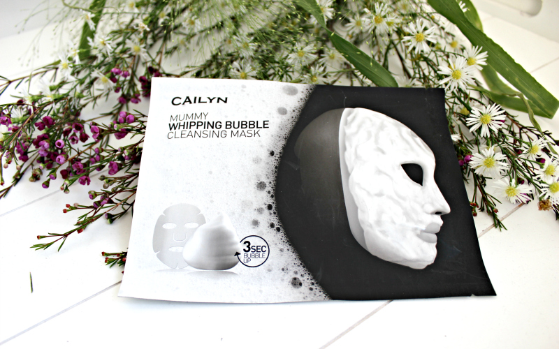 Bubble Sheet Mask - Cailyn