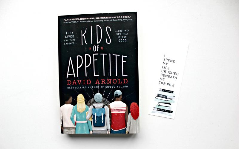 Celebrate Books - December box - Kids of Appetite