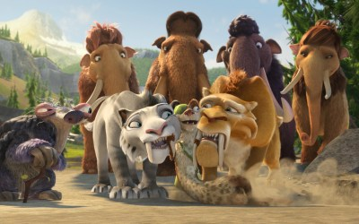 Filmrecensie | Ice Age: Collision Course