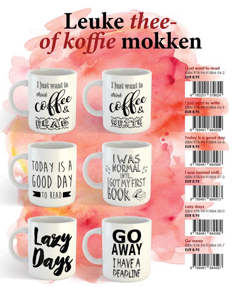 Leuke Thee en Koffie mokken