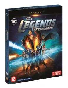 DC's Legends of Tomorrow - Seizoen 1