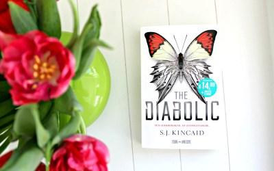Boekrecensie   The Diabolic – S.J. Kincaid