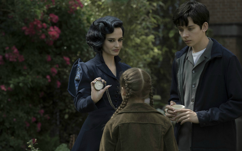 Miss Peregrine's Home For Peculiar Children still