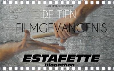 """De Tien   Filmgevangenis """"estafette race"""""""