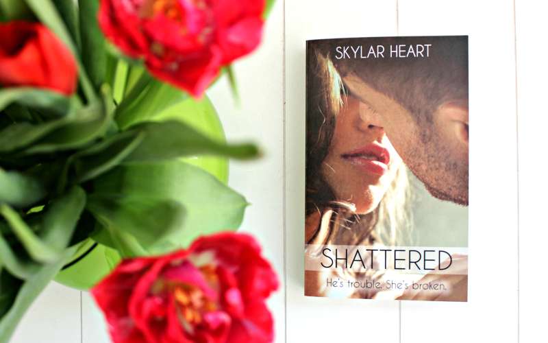 Shattered - Skylar Heart