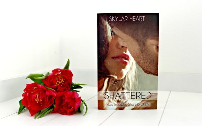 Boekrecensie   Shattered – Skylar Heart
