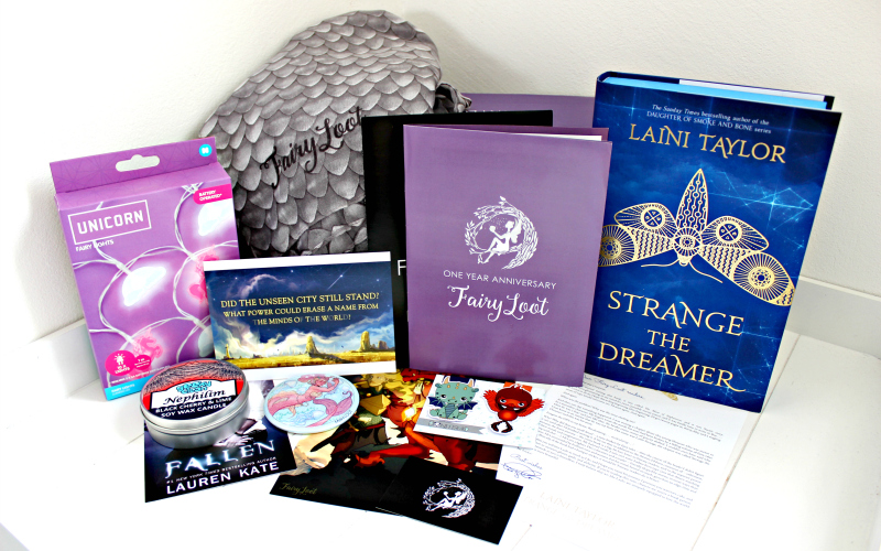 FairyLoot Myths and Monsters