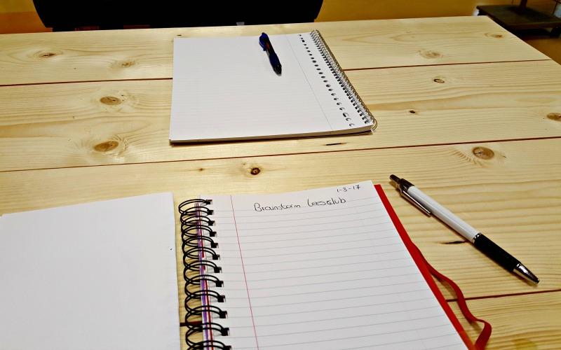 Brainstorm Leesclub
