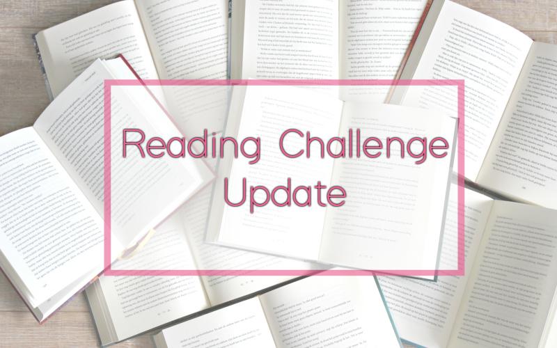 Reading Challenge 2017 | Update #4