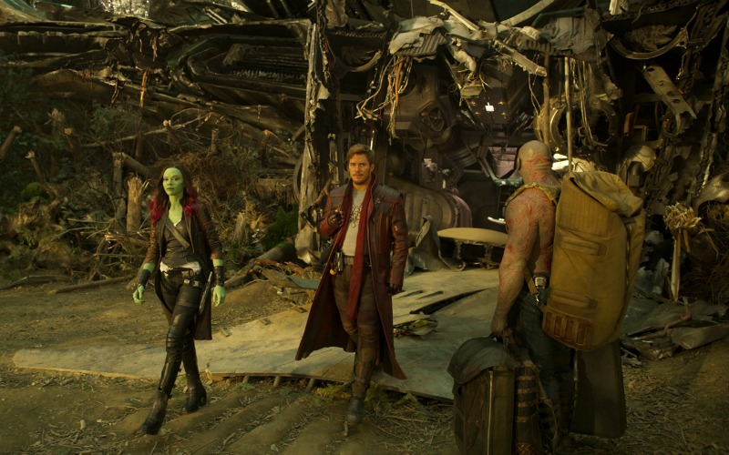 Guardians of the Galaxy Vol. 2 still