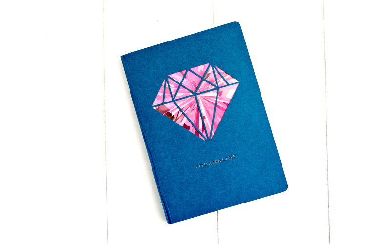 Gemstone Notebook