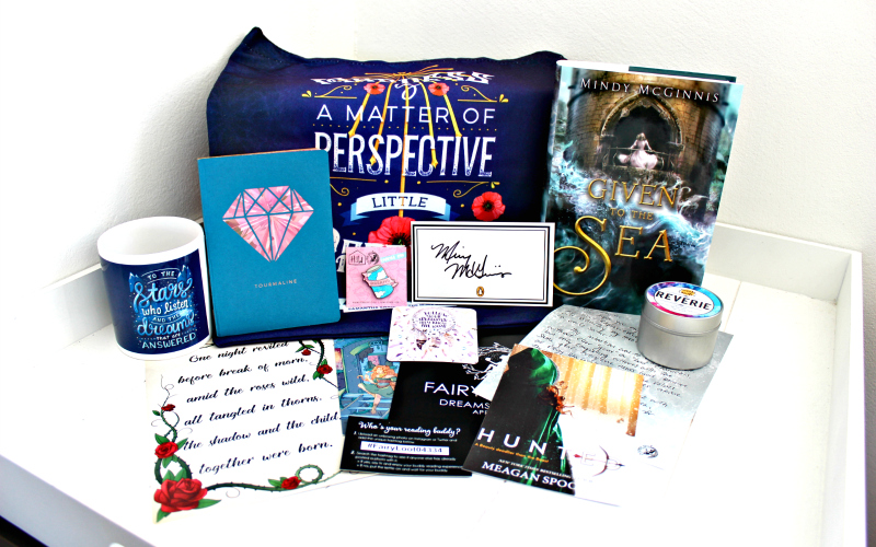 FairyLoot April Dreams and Wishes