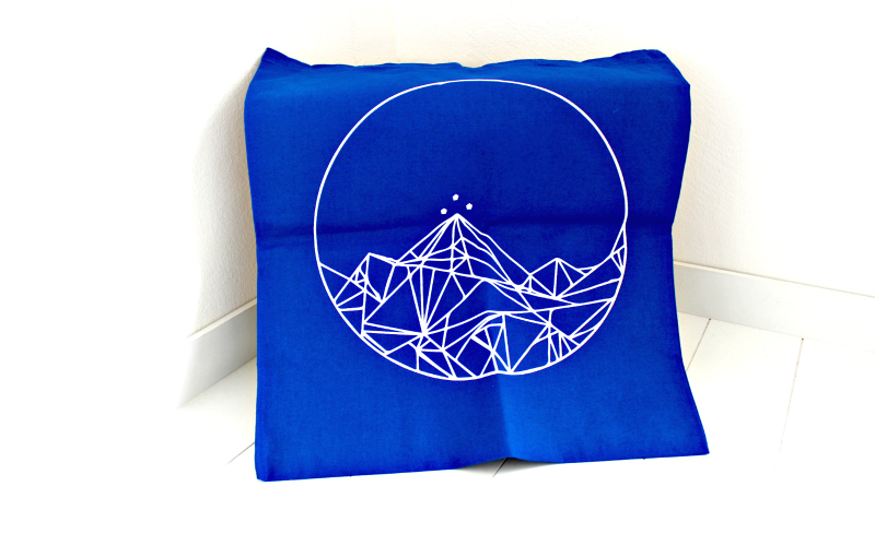 Tote bag The Night Court