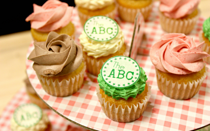 Cupcakes The ABC op blog