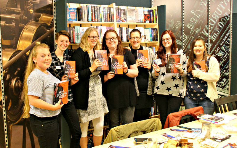 The Awesome Book Club - Tweede bijeenkomst