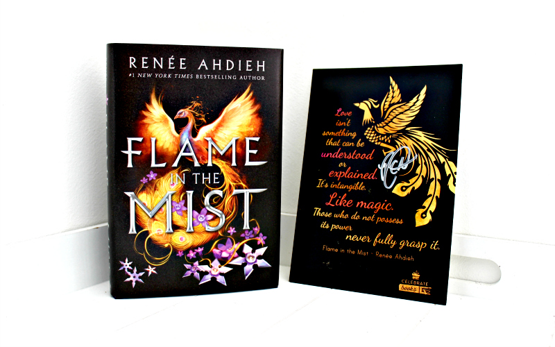 Flame in the Mist - Renée Adhieh