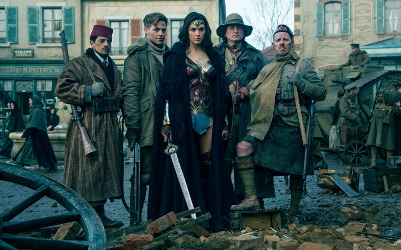 Wonder Woman still