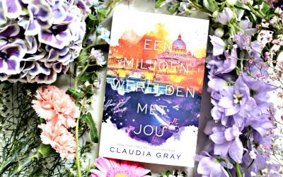 Boekrecensie | Een Miljoen Werelden Met Jou – Claudia Gray