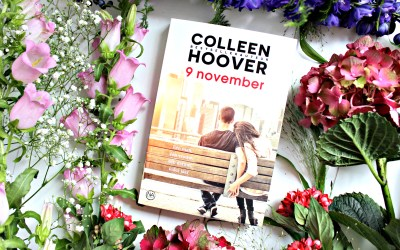 Boekrecensie | 9 November – Colleen Hoover