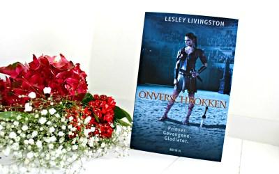 Boekrecensie | Onverschrokken – Lesley Livingston