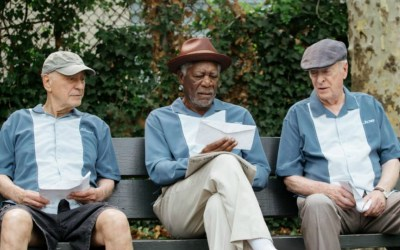 Filmrecensie | Going in Style (2017)
