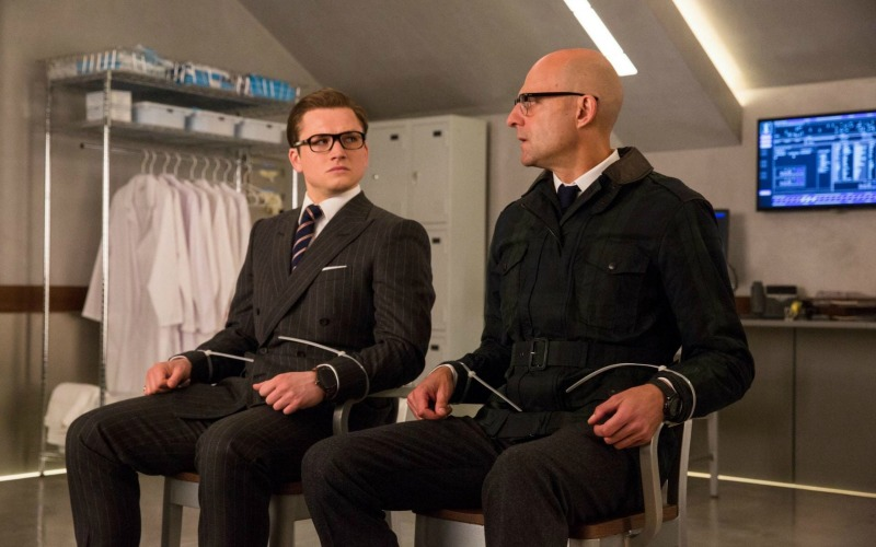 Kingsman The Golden Circle still
