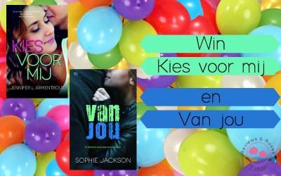 13 Days of Celebration #3 | Win Van Jou en Kies voor Mij {Afgelopen}