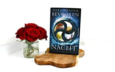 Boekrecensie | Bevroren Nacht – Sara Raasch