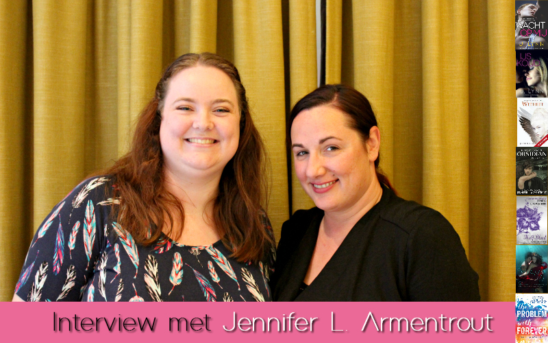 Interview Jennifer L. Armentrout