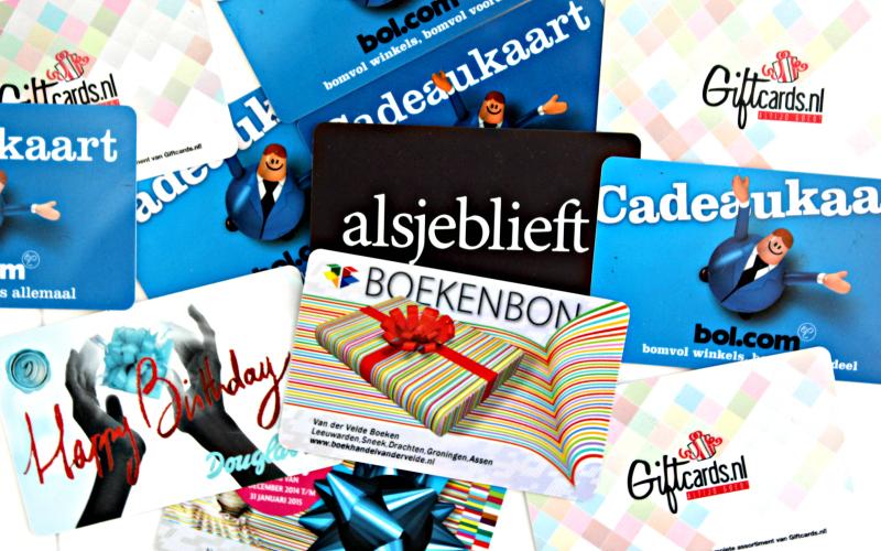 Cadeaukaart - Boekenbon - Giftcard - Cadeaubon