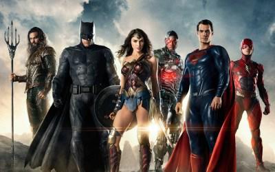 Filmrecensie | Justice League (2017)