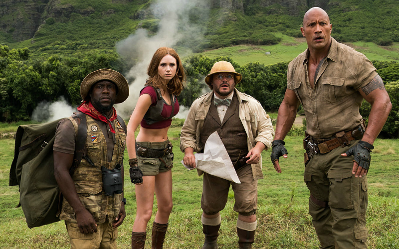 Jumanji: Welcome to the Jungle still 6