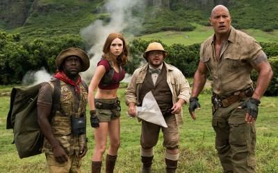 Filmrecensie | Jumanji: Welcome to the Jungle (2017)