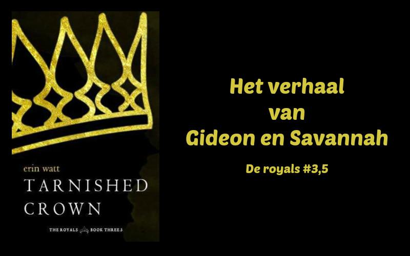 Erin Watt - Tarnished Crown