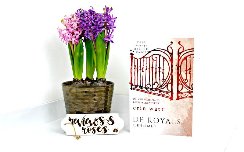 Erin Watt - Geheimen - De Royals