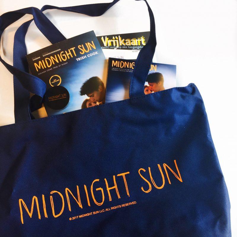 Pakket winactie Midnight Sun