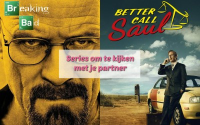 Series om te kijken met je partner #4 | Breaking Bad & Better Call Saul