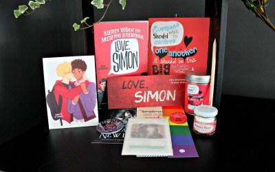 Unboxing | Celebrate Books – Love, Simon Special