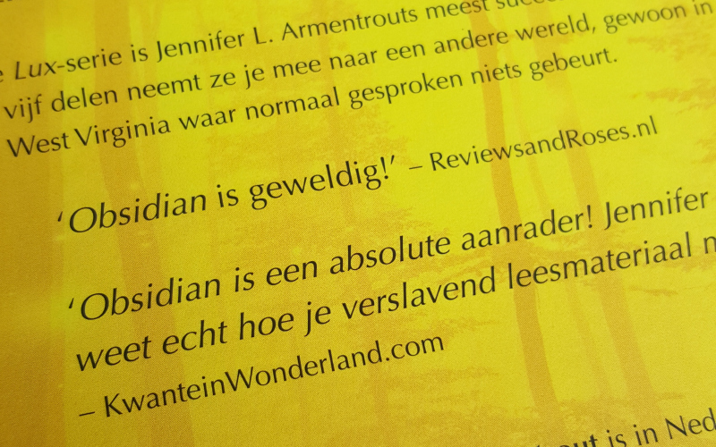 Quote Obsidian