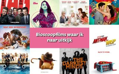 Bioscoopfilms waar ik naar uitkijk #2